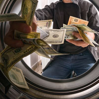 money laundering defense lawyer lake county il